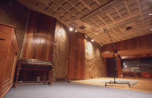 Hyde Street Studio D Live Room